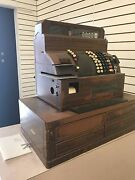 1930and039s Ncr Cash Register