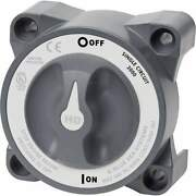 Blue Sea Hd-series Battery Switch Single Circuit On/off 3000
