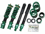 Tein Flex Z 16ways Adjustable Coilovers For 06-11 Honda Civic And Si Fa1/5 Fg1/2