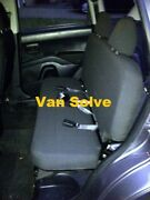Mitsubishi Outlander 4 Work Commercial Seat Conversion 2012 On Inc. Fitting
