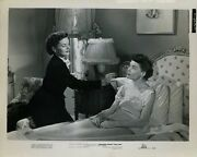 Dorothy Mcguire Randy Stuart Mother Didnand039t Tell Me Orig 8x10 Photo X1772