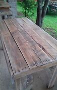 Farm An Ranch Furniture Tablescan Coffee Tables Reclaimed Lumber Solid Oak