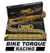 Suzuki Ts125 A/b 75-78 Afam Recommended Gold Chain
