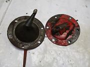 Ford 8n Tractor Pto Shifter With Dip Stick/ Rear End Cover