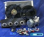 A/c-kit Universal Under Dash Evaporator 12v 450-0ac And Electric Harness