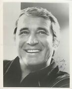 Perry Como - Inscribed Photograph Signed