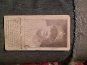 1928 George Herman Babe Ruth Fro-joy Picture No.1 Card