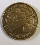 Nsa National Security Agency We Wont Back Down We Never Will We Never Have