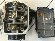 1999 Mercury 25hp Cylinder Head And Cover 830271t 4 830272a 1 4-stroke 25hp-40hp