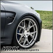 20 Rohana Rfx5 20x9 20x10 Silver Forged Concave Wheels Ford Mustang Gt Gt500