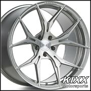 20 Rohana Rfx5 Forged Silver Concave Wheels For Mercedes W220 S430 S500 S55 Amg