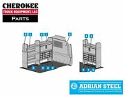 Adrian Steel 5221 Telecom Package For 2014 Transit Connect Long Wheelbase