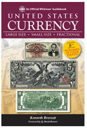 Whitman Guidebook Of United States Currency Large/small/fractional Banknotes 8th
