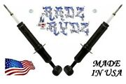 2007-2020 Tundr'a 2wd 4wd 3 Front Lowering Kit Drop Struts Lowering Shocks