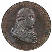 1795 Washington Grate Ngc Ms65bn R.e. Lg Buttons Colonial Copper Coin