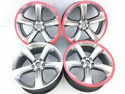 20 20 Inch Oem Factory Dodge Challenger/charge Rt R/t Wheels Rims Set Of 4 2529