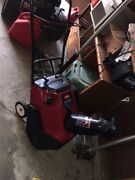 New Toro Snow Blower Thrower Gas Power Clear 518 Zr 18 In. Single-stage Manuel