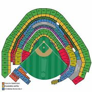 Brewers Vs Cubs 09/23/17 Milwaukee 610pm 4 Tickets Plus Parking Pass