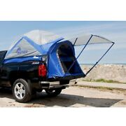 Napier 57066 Blue And Grey Sportz Truck Tent For Colorado/canyon/s10/tacoma 5and039 Bed