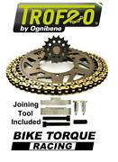 Ducati 1199 Panigale/s 12-14 Trofeo 520 Pitch Chain And Sprocket Kit + Tool