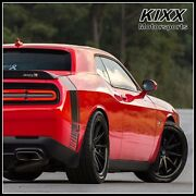 20 Rohana Rc10 20x10 Black Concave Wheels For Dodge Charger