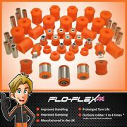 Land Rover Discovery 2 Front And Rear Bushes Inc. Watts Linkage In Polyurethane