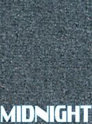 Boat Trailer Bunk Carpet - 16oz - 12 In Wide X 100and039 Ft Long - Midnight Gray
