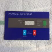 New Compatible Hayward Control Panel Fits All Fdxlbcp Keypad By Insync Eng