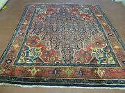 5and039 X 6and039 Antique Hand Made Turkish Wool Rug