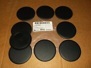 Gm Bed Liner Tie Down Hole Covers23458539oem4 Diafits 3 1/2 Hole9 Plugs