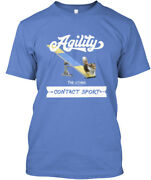 Agility Contact Sport - The Other Premium Tee T-shirt