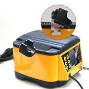 Aoyue 6031 2 In-1 Hot Air Gun Soldering Iron With Rework Station Host 220v