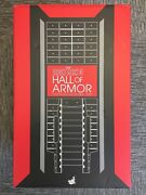 Hot Toys Ds 001 Diorama Iron Man 3 Hall Of Armor New [with 7 Stickers] New