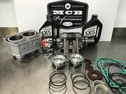 Polaris Ranger 700 Complete Engine Motor Rebuild Crank Piston Gas Cyl Oil Filter