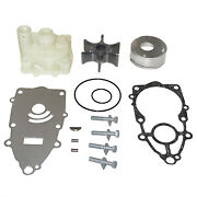 Water Pump Kit W Housing Yamaha 4-stroke 2006 And Up 6p2-w0078-00-00