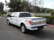 Truck Covers Usa Cr100white American Roll Cover Fits 97-19 F-150 F-150 Heritage