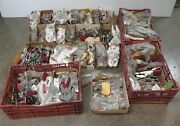 Large Lot Of New Destaco Hold Down Toggle Clamps Pull Action Latch Red Handle