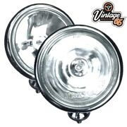 Bmw Mini R50 R53 Spot Lights Lamps Stainless Steel Shines Like Chrome No Rust