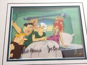 Flinstones Hanna Barbera Bam Bam And Pebbles Fred Barney Production Cell