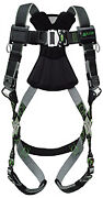 Miller 400 Lb Capacity, Size Universal, Full Body Construction Safety Harness