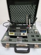 Surf-ex Extrude Hone Surface Texture Tester Profilometer - With Case Tips Mv17