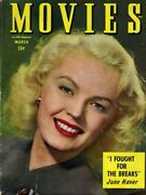 June Haver Roy Rogers Ronald Reagan Groucho Marx Brothers Movies March 1946
