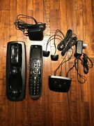 Logitech Harmony 900 Rf System R0002 Remote Control Extender With Cables
