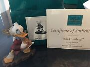 Walt Disney Classics Collection Wdcc Mickey's Christmas Carol Ornaments Scrooge