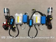 Fog Lights H10 9145 9140 35w Canbus M81 No Error Xenon Hid Kit For Gm Dodge Ae