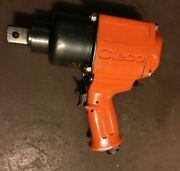 Cleco Wp 2059 Air Impact Wrench 1 Inch. Seller Refurbished