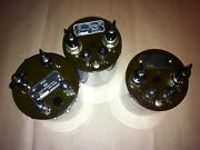0.001 0.01 0.1 Ohm Andomega Lot Of 3pc. Resistance Standard Resistor Accuracy 0.01