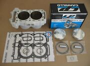 Rzr Xp900 Xp 900 Big Bore Cylinder Kit 98mm975cc Cp Piston 11.51 With Gasket
