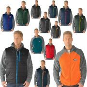 Officially Licensed Nfl Double Track Trail Systems Jacket By Glll 483882