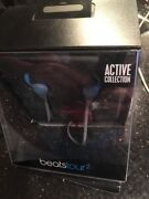 Beats Tour2 Wired In-ear Headphone Active Collection - Flash Blue Open Box